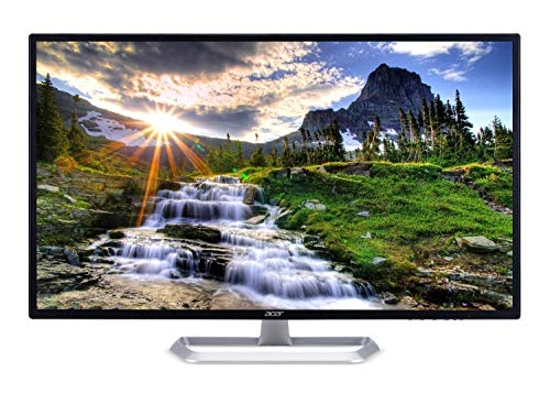 Acer EB321HQU Cbidpx 31.5' WQHD (2560 x 1440) IPS Monitor (Display Port, HDMI & DVI port),Black