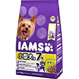 アイムス (IAMS) ドッグフード 7歳以上用 小型犬用 小粒 チキン シニア犬用 2.3kg