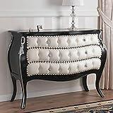 SIMONE GUARRACINO LUXURY DESIGN Como Brilliant Stile Barocco Dark...