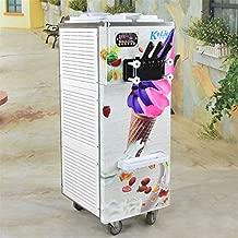 Commercial ETL 3 Flavors Soft ice Cream Machine,Yogurt Soft ice Cream Machine,ice Cream Machine