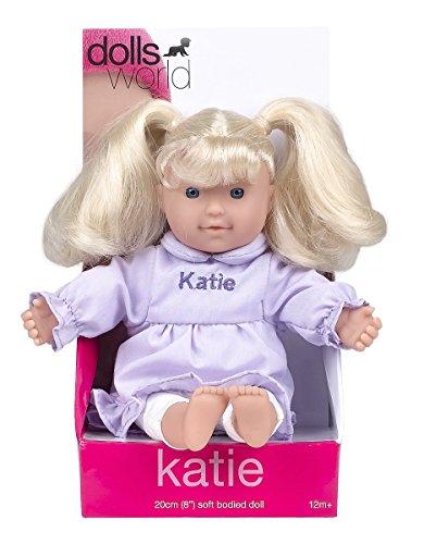 Dolls World Poupées Monde Katie