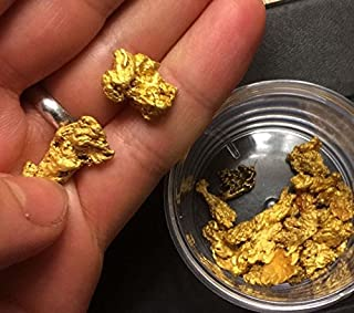 Gold Paydirt 15 oz 100% Unsearched and Guaranteed Added Gold panning alaska