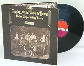 CROSBY, STILLS, NASH & YOUNG deja vu, gatefold, K 50001 [Vinyl] Unknown