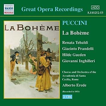 Puccini: Bohème (La) (Tebaldi) (1951)