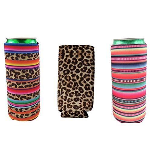 yiyiter blikkoeler bierkoeler flesmarkerer opvouwbaar voor BBQ blikjes alcoholvrije dranken party 2 stuks