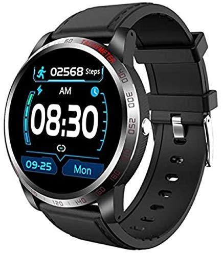 Herren-Smartwatch mit Herzfrequenz- und Schlafüberwachung, Erinnerungsfunktion, Blutdruck, Sauerstoff, Fitness-Tracker, Smart-Armband