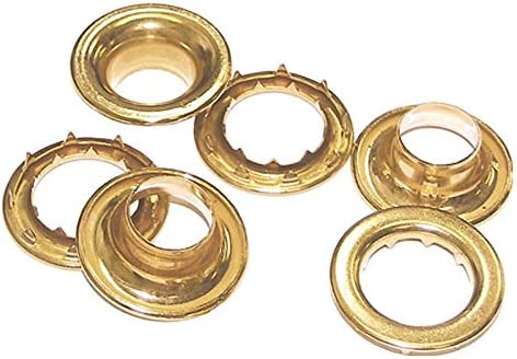 12 El Paso Mall QTY-C. S. Osborne and Grommets Wa Spur Co.-No. Max 66% OFF G2-3-BRASS