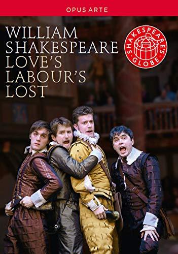 William Shakespeare - Love's Labour's Lost [DVD]