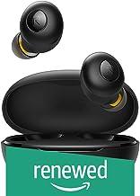 Renewed realme Buds Q in Ear True Wireless Earbuds Black