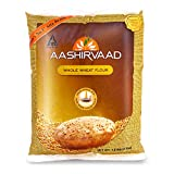 Aashirvaad Whole Wheat Flour - 4 Pound