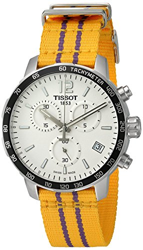 TISSOT - Herren Armbanduhr Quickster Lakers NBA - T095.417.17.037.05