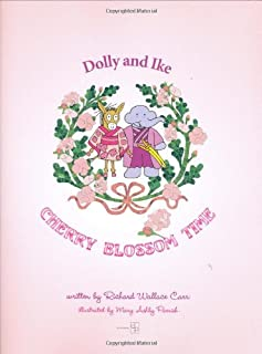 Dolly and Ike - Cherry Blossom Time