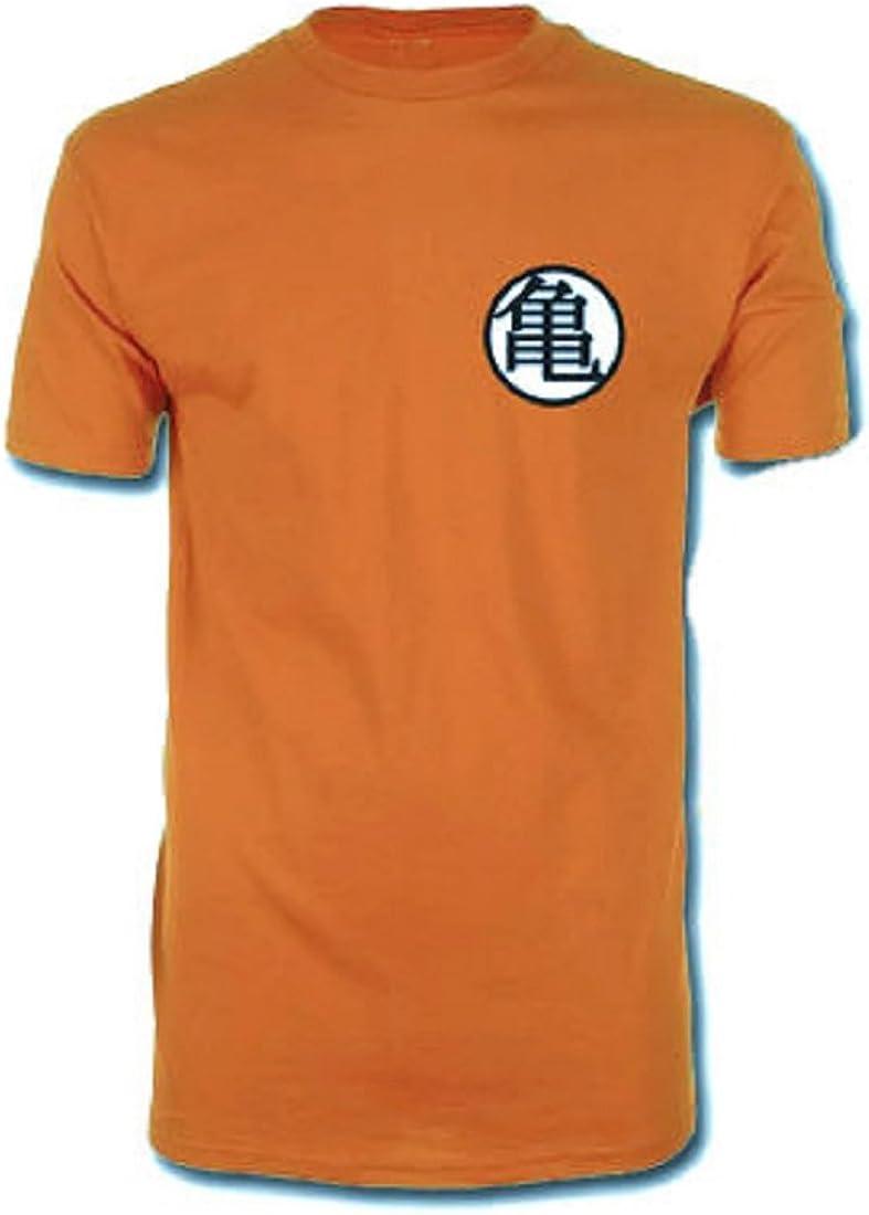 Dragon Ball Z - T-Shirt Philadelphia Mall Adult Symbol Kame Cheap mail order shopping
