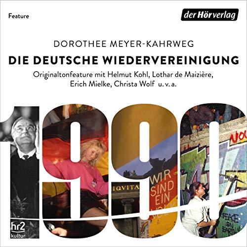 Die deutsche Wiedervereinigung Titelbild