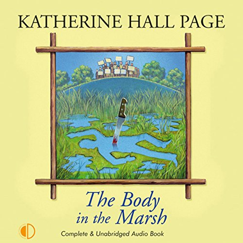 Couverture de The Body in the Marsh