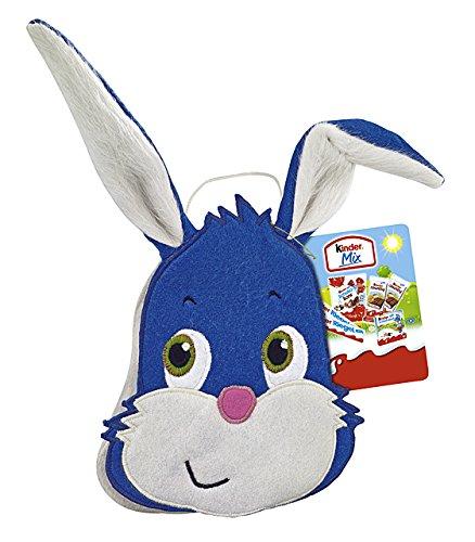 Kinder Regalo di Pasqua sacchetto della peluche Coniglio 185g