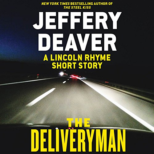 The Deliveryman audiobook cover art