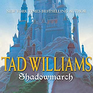 Shadowmarch audiobook cover art