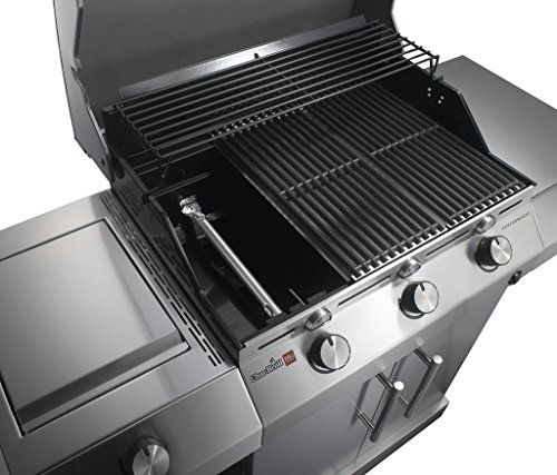 Char-Broil Performance Series T36G5 - 3 Burner Gas Barbecue, Stainless Steel Finish.