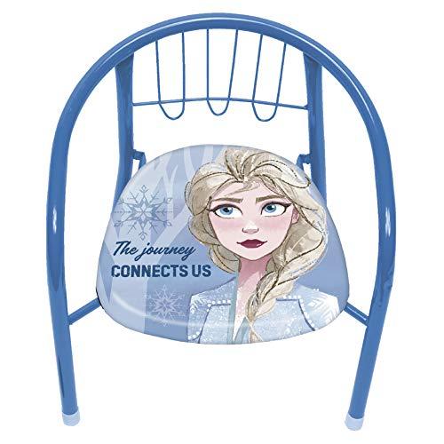 Die Eiskönigin Frozen 2 Kindersessel gepolstert Klappsessel Sessel Stuhl Hocker Sofa Kindersessel Anna ELSA Olaf Kinderstuhl metallsessel