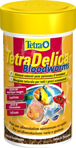 Tetra - 741577 - TetraDelica Bloodworms
