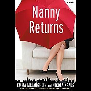 Nanny Returns audiobook cover art