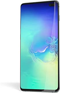 "Samsung Galaxy S10 Plus 128GB, 8GB Ram, Dual Sim 6.4"" HD+ AMOLED Display, 4G LTE Unlocked Smartphone (Prism Green)"