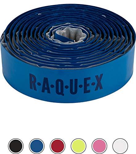 Raquex Hockeyschläger-Griff: Super griffig, weich und saugfähig (Blau, 1 Griffband)