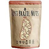 DAILY BRAZIL NUTS BULK POUCH (3 LB) Non-GMO, CERTIFIED GLUTEN FREE, KOSHER CERTIFIED, UN-S...