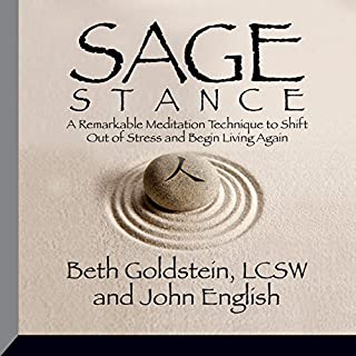 Sage Stance audiobook cover art
