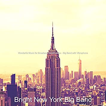 Wonderful Music for Broadway Steakhouses - Big Band with Vibraphone