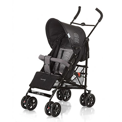 knorr-baby 84708 Buggy Commo, black/grey