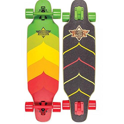 Dusters duscolb099Skateboard completo multicolore dimensione 32