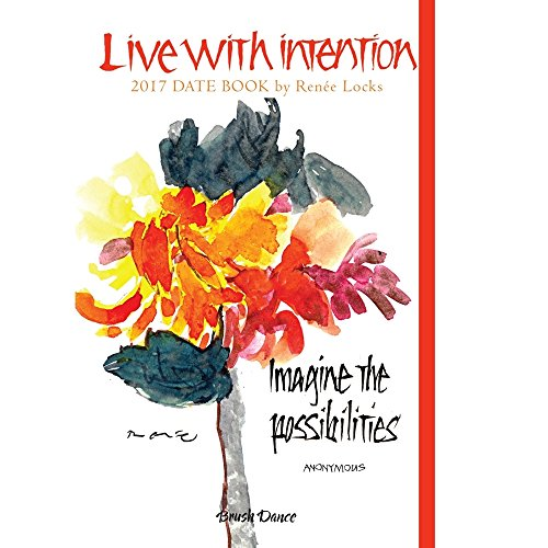 Live with Intention 2017 Hardcover Weekly Date Book Planner