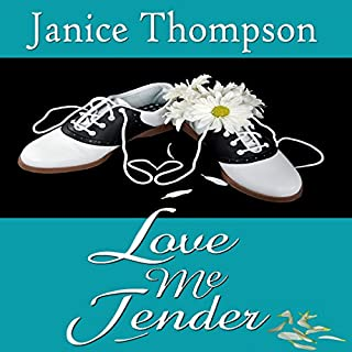 Love Me Tender audiobook cover art