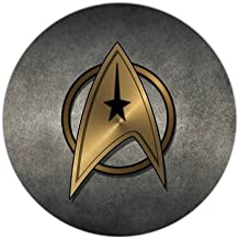 star trek button pins