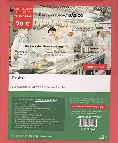 Pack Basico: Pinche. Servicio De Salud De Castilla La Mancha. SESCAM