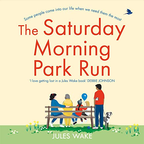 The Saturday Morning Park Run cover art