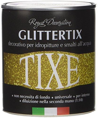 TIXE 625.302 Glittertix Glitter per Pittura, Vernice, Cangiante, 250 ml