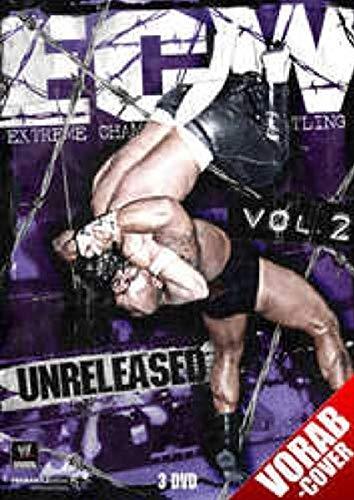 Unreleased, Vol. 2 (3 DVDs)