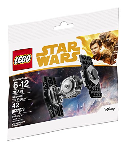 LEGO Star Wars Imperial TIE Fighter Bagged Set 30381