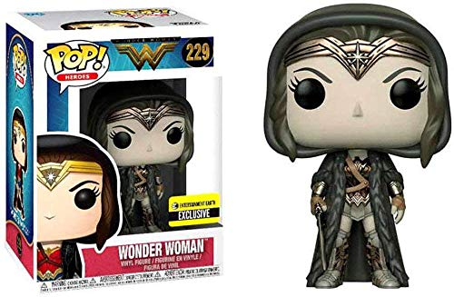 Funko Sepia Wonder Woman Pop - Entertainment Earth Exclusive