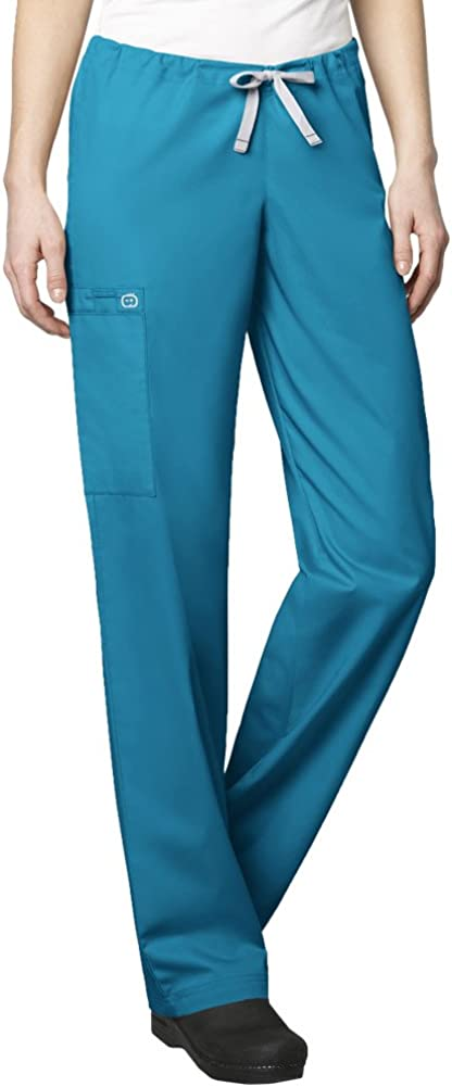 WonderWink Plus Size Drawstring Pant Cargo Max Beauty products 61% OFF