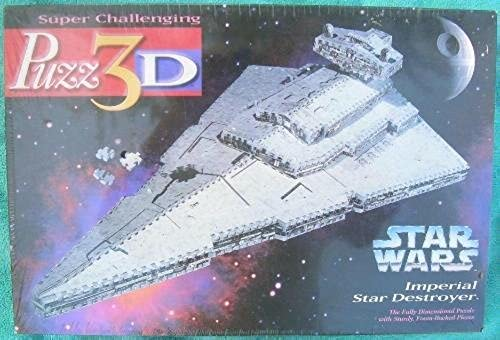 PUZZ 3D Star Wars Imperial Star Destroyer 823 Pieces by puzz 3d