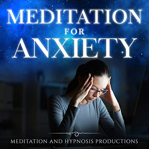 Meditation for Anxiety 2 in 1: Anxiety Relief and Finding Inner Peace Titelbild