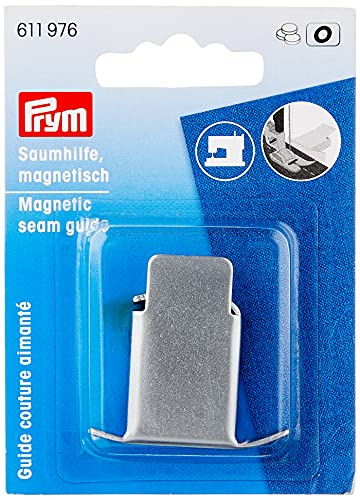Prym Guía De Zoom Magnético, Steel, Plateado, Pack de 1 Unidad