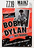 Bob Dylan - Live! In Person!, Mainz 2019 »