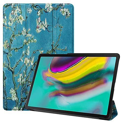 Capa de tablet para Samsung Galaxy Tab S5e SM-T720 10,5 polegadas Etui com suporte e função hibernar/despertar automática