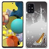 Galaxy A51 5G ケース ギャラクシーA51 カバー galaxy a51ケース SC-54A SCG07 galaxy a51カバー 耐衝撃 スマホケース 保護フィルム Breeze 正規品 [GA511553IR]