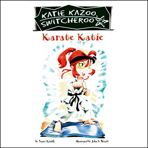 Karate Katie cover art